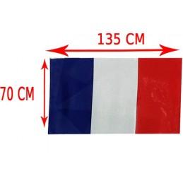 DRAPEAU FRANCE 75 X 135 CM