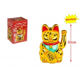 CHAT CHINOIS 20 CM
