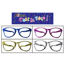 LUNETTE DE CLOWN  GEANTE