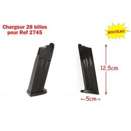 CHARGEUR 28 BILLES POUR MK23