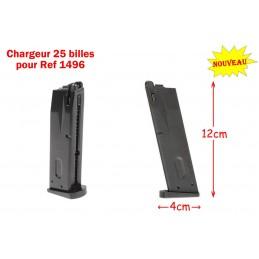 CHARGEUR 25 BILLES POUR M9